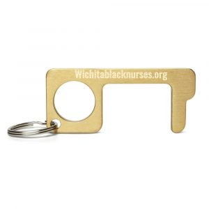 Shop Engraved Brass Touch Tool from Black Nurses Association
